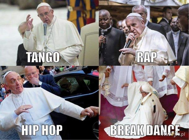 Tanczymy z papiezem