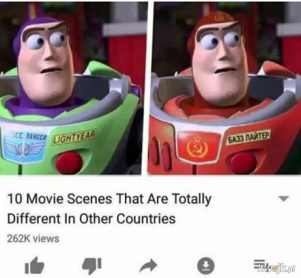 Jaki kraj taki Buzz Astral