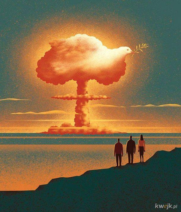 Różne wizje świata autorstwa Davida Bonazziego