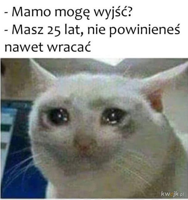 Mamo dlaczego