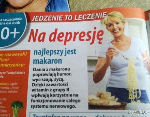 Lek na chorobę
