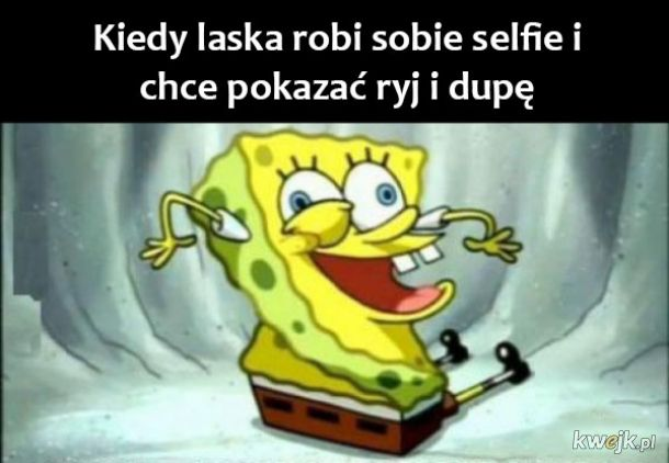 Laski i selfie