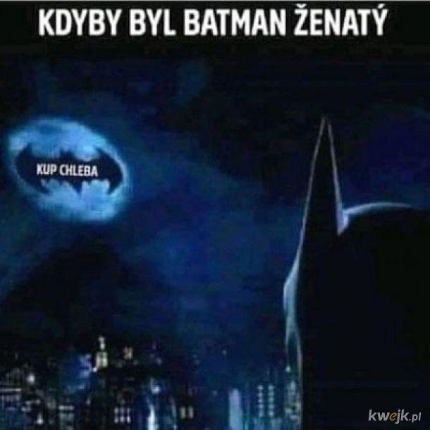 Żonaty Batman