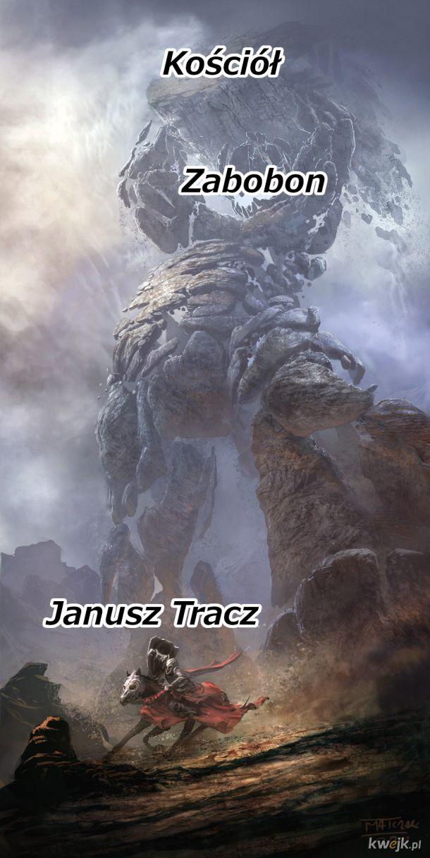 Ojcowiznę daj Januszowi, aktem własności potrząśnij.