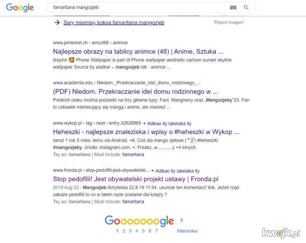 i co teraz Sater łyso ci teraz? mangozjeb to polskie słowo pierwsza strona google nie kłamie.