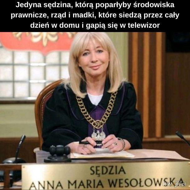 Takich sędziów nam potrzeba!