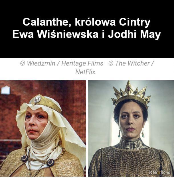 Jak wyglądają bohaterowie z Wiedźmina w ekranizacjach z 2001 i 2019, obrazek 5