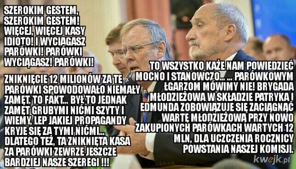 """MON utajnił """"odkrycia"""" podkomisji smoleńskiej. Koszty mogą sięgać 12 000 000 zł."""