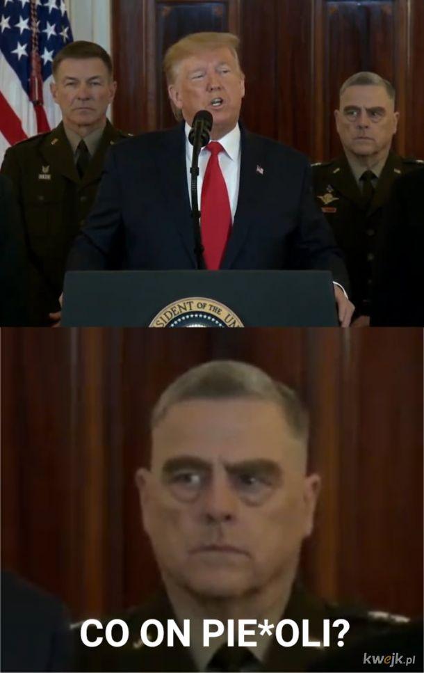 Orędzie Trumpa