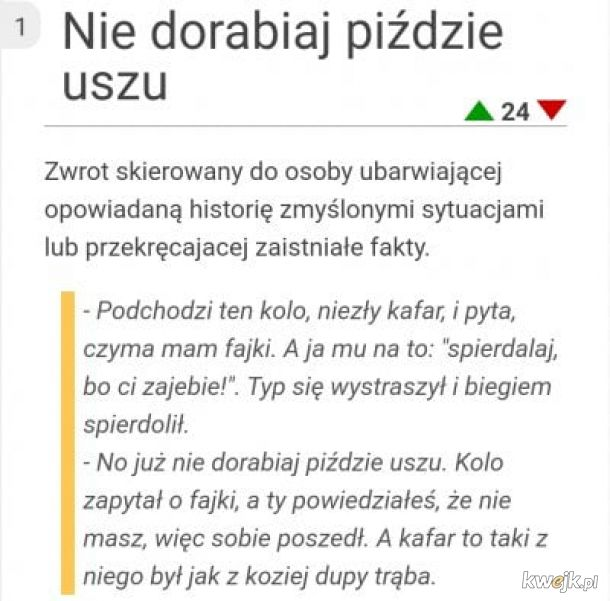 Słownik miejski
