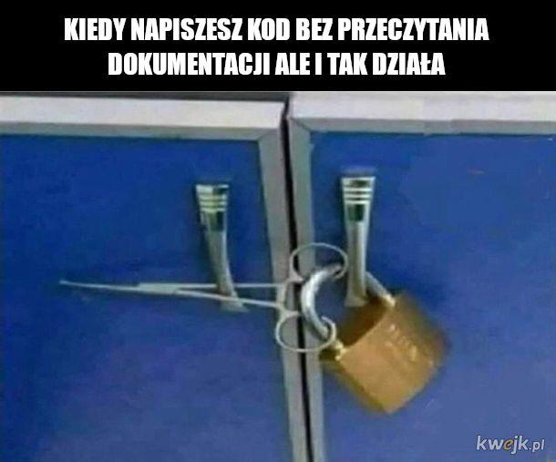 Mem dla programistów