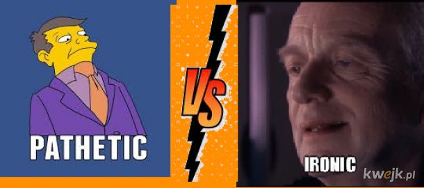 + vs -