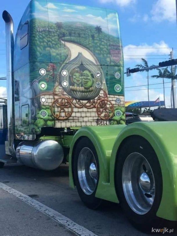 Shrek w podróży