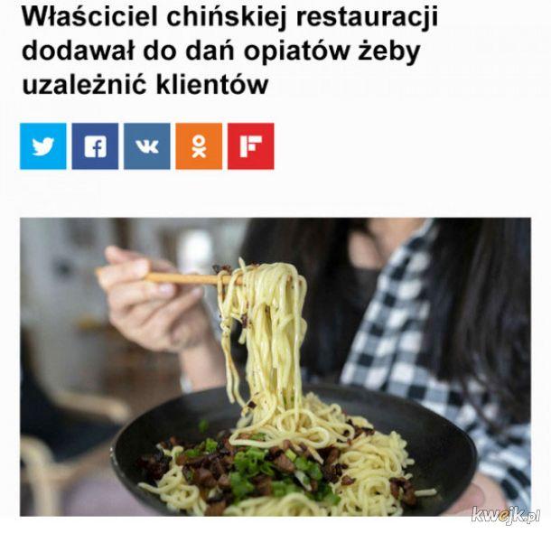Chińska restauracja