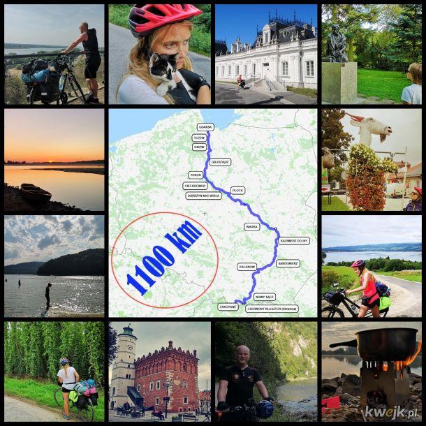 Wyprawa rowerowa przez Polskę (loverowi)