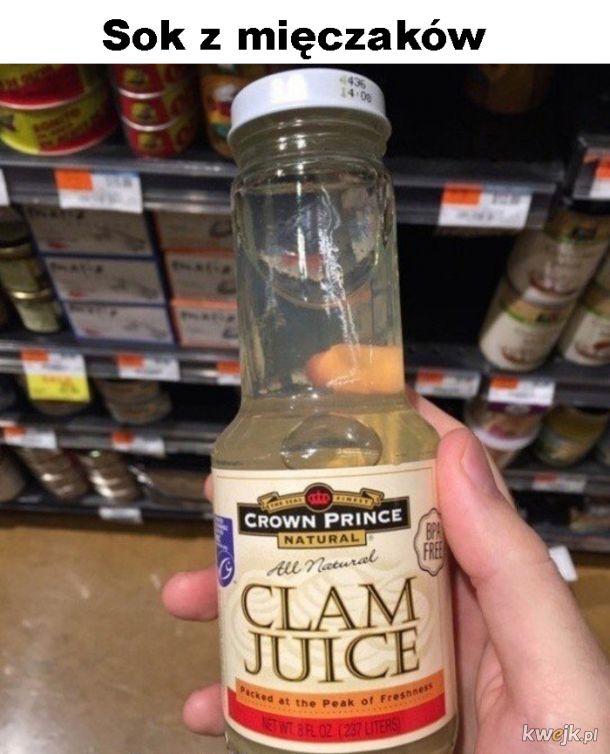 Co można znaleźć w amerykańskich supermarketach