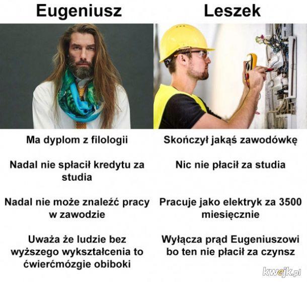 Wyższe wykształcenie