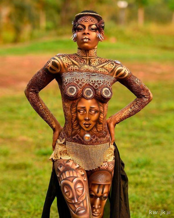 Equatorial Guinea Bodypainting Festival 2019