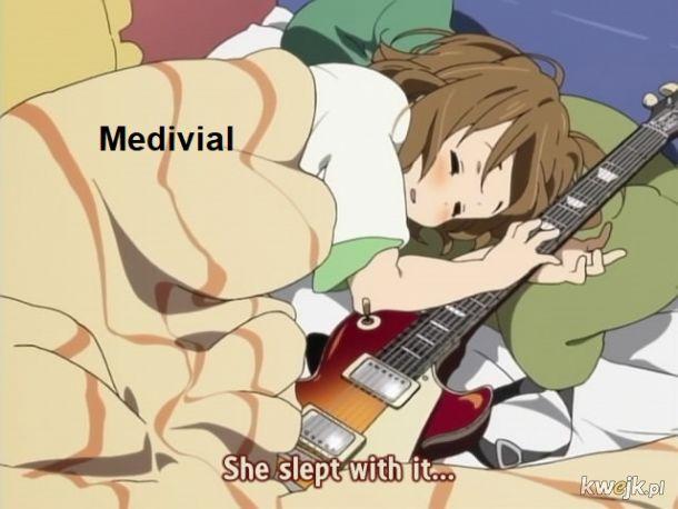 Gitara najlepsza waifu.