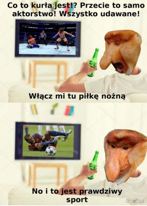 Sport w TV