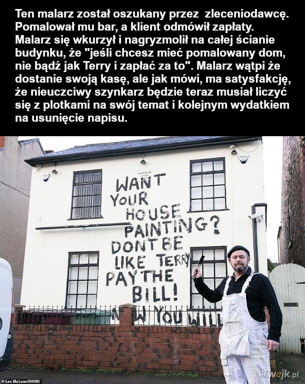 Nie zadzieraj z malarzem