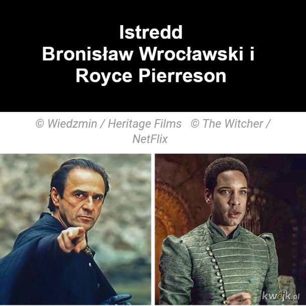 Jak wyglądają bohaterowie z Wiedźmina w ekranizacjach z 2001 i 2019, obrazek 9