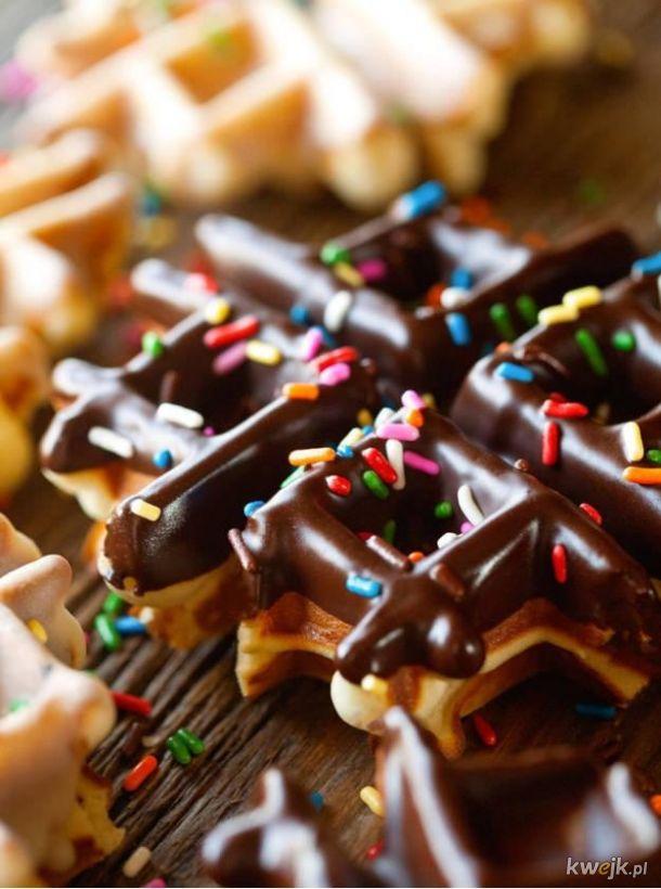 Zjadłbym coś słodkiego...