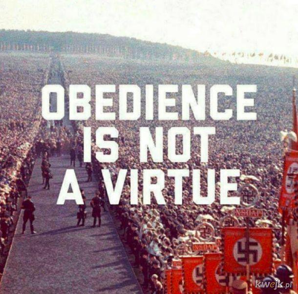 Posłuszeństwo