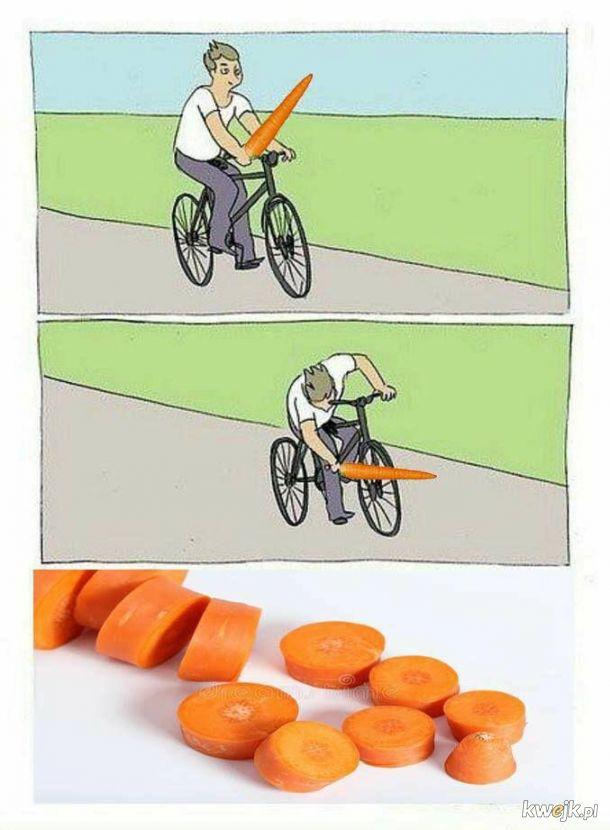 Krojenie marcheweczki