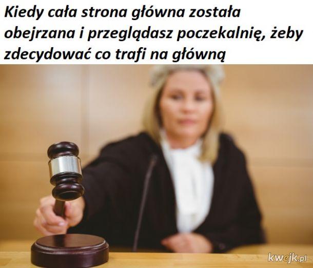 Wyrok zapadł!