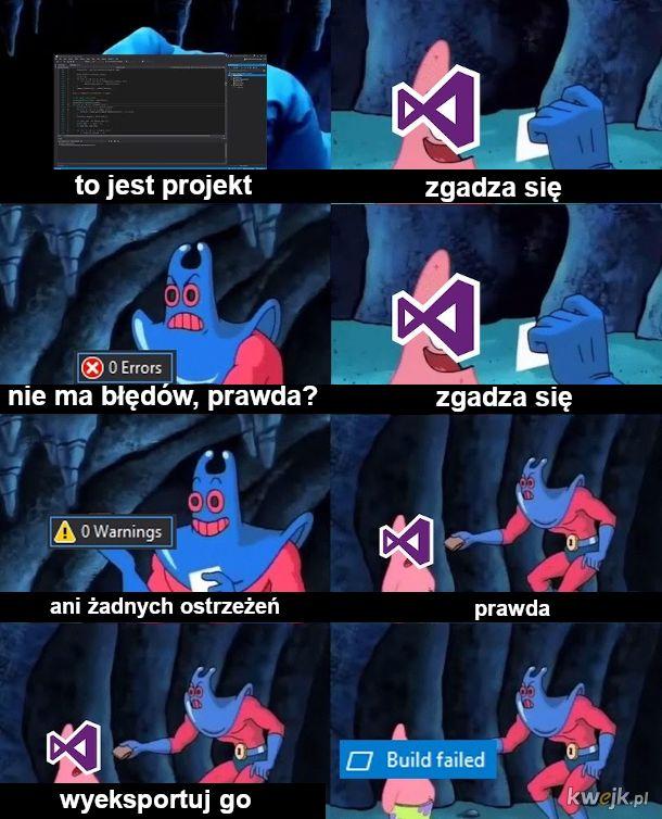 Problemy programistów