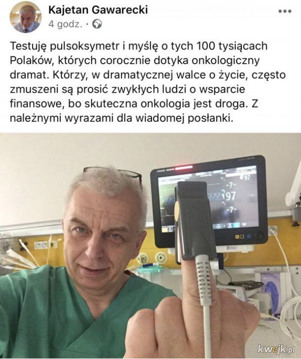 Test pulsoksymetru