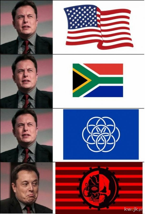 Elon Musk - założyciel Adeptus Mechanicus