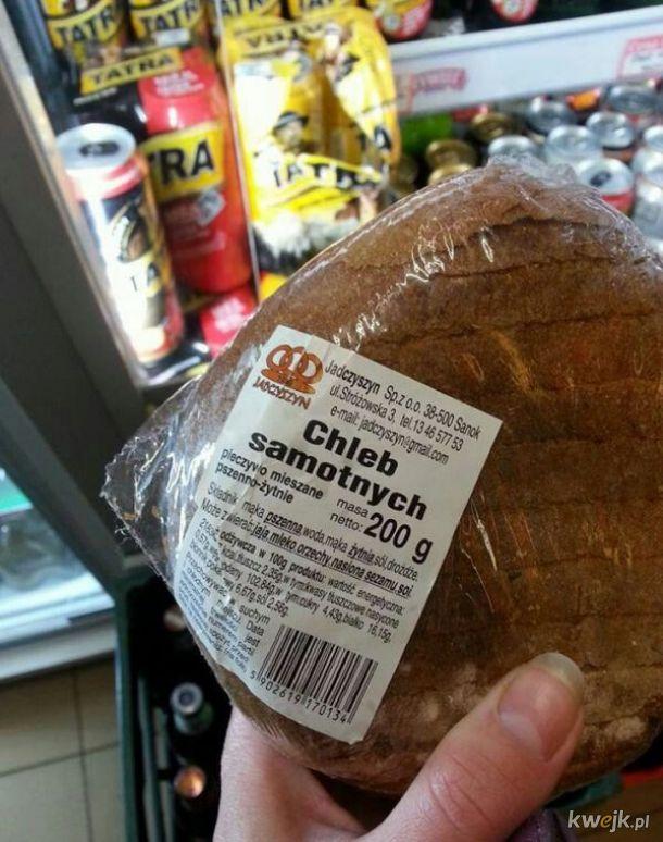 Chleb dla mnie