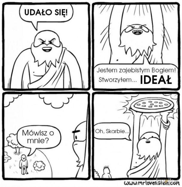 Stworzenie ideału