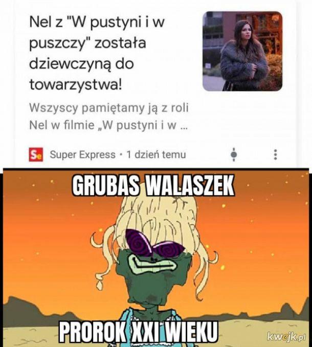 Prorok Walaszek