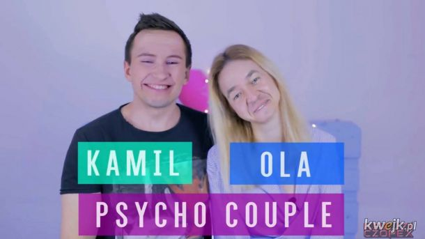 PSYCHO COUPLE TO PIĘKNA PARA