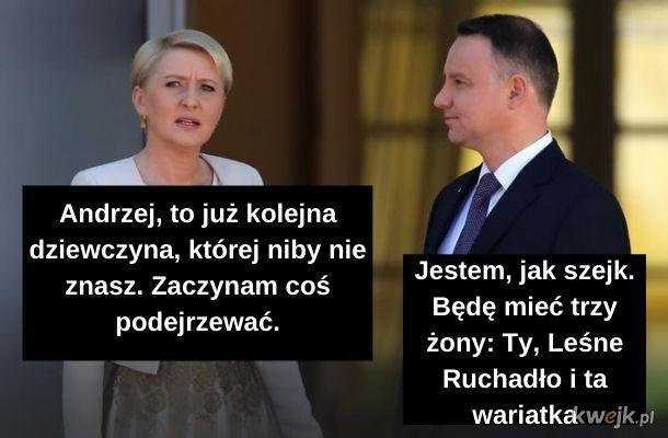 Serce należy do Polski. Krocze należy do Polek.