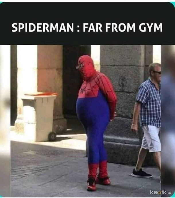 New Spider-man