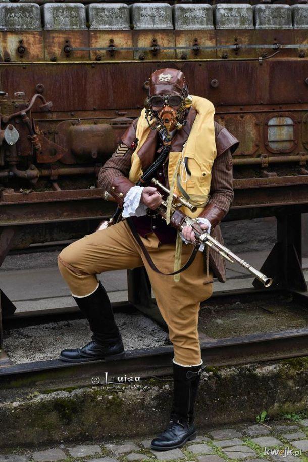 Bert Olsder do Steampunk Tendencies