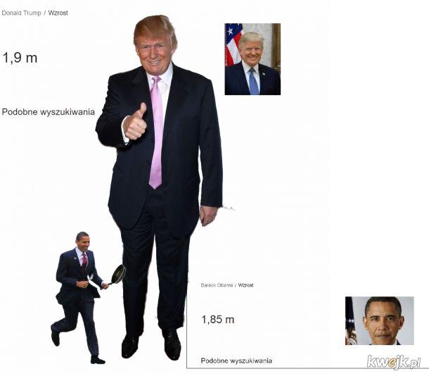 Potężny prezydent