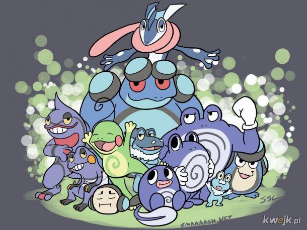 Dzień Żaby! Pokemon