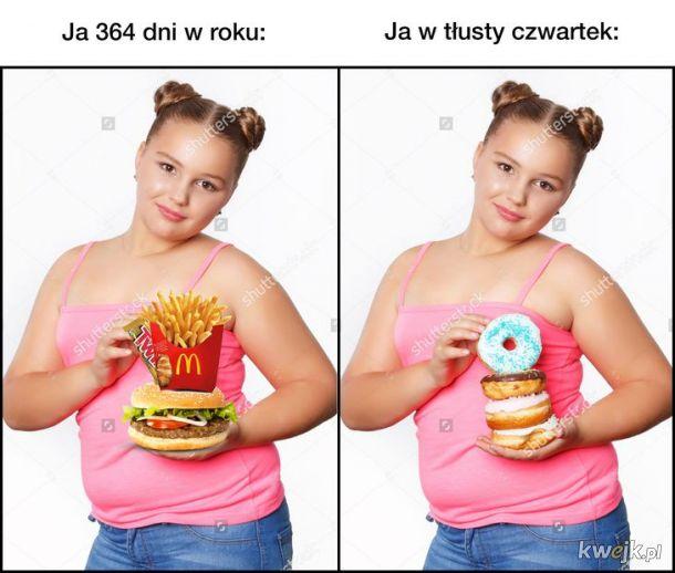 Dieta cały rok xD