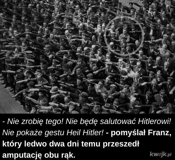 Dzielny Franz!