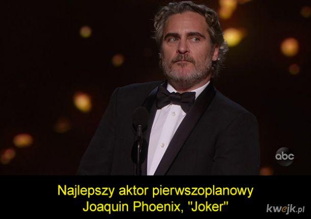 Oscary 2020 rozdane
