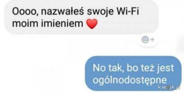 Nazwa WiFi