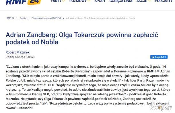 Zandberg.....