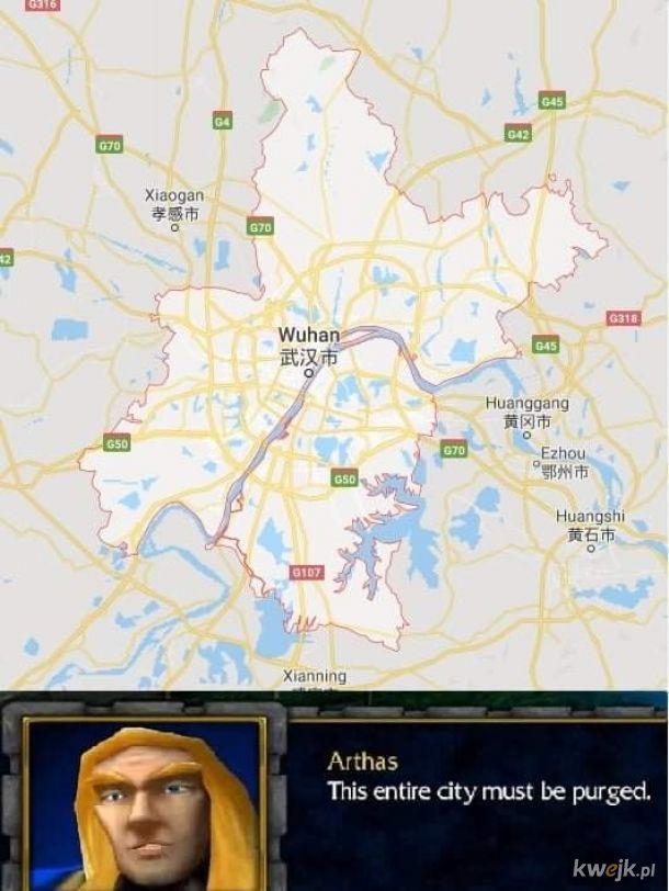 Arthas uspokój się