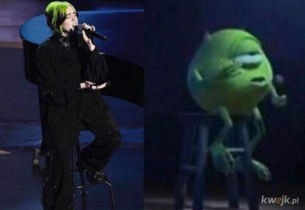 Billie na Oscarach