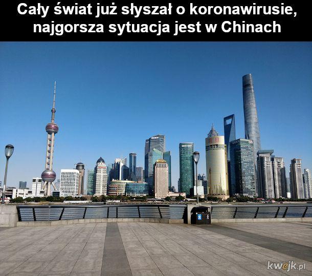 Szanghaj - Miasto dla kilku ludzi